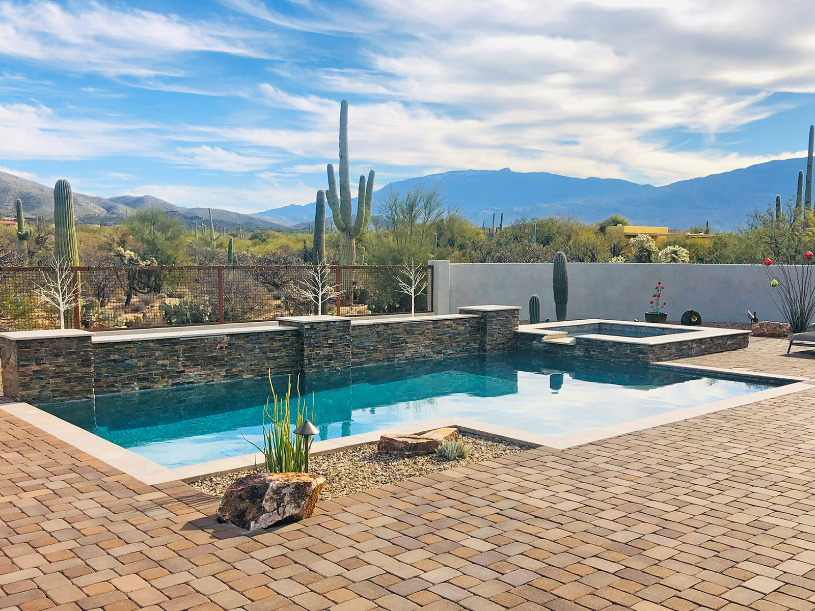 inground swimming pool installation tucson